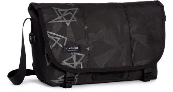 Timbuk2 Classic Print Messenger Bag S Triangle Emboss